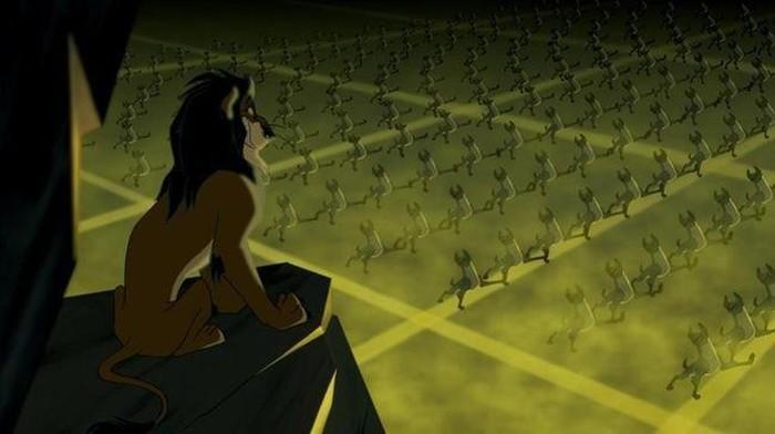 Chi tiết bạo lực, sexy gây tranh cãi ở các phim hoạt hình kinh điển-3
