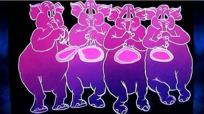 Chi tiết bạo lực, sexy gây tranh cãi ở các phim hoạt hình kinh điển-4