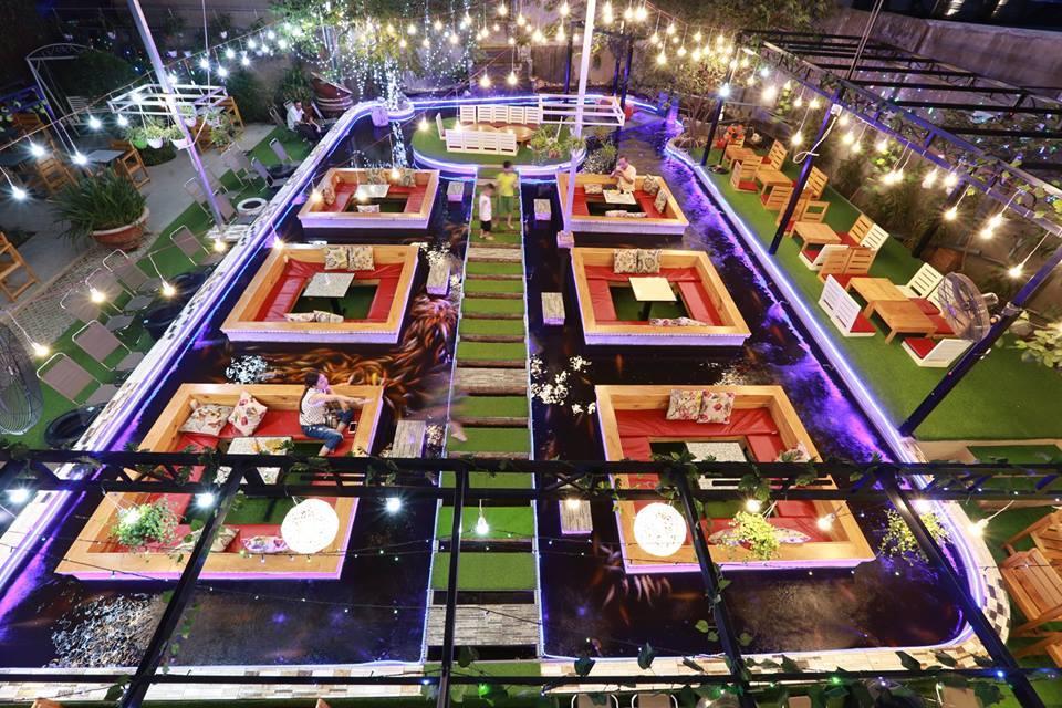 Quán cà phê đẹp gần Sài Gòn tha hồ cho bạn sống ảo-3