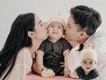 Khoe ảnh lưu niệm cả gia đình, em gái Nhã Phương khiến ai cũng xuýt xoa vì có nhóc tỳ càng lớn càng yêu
