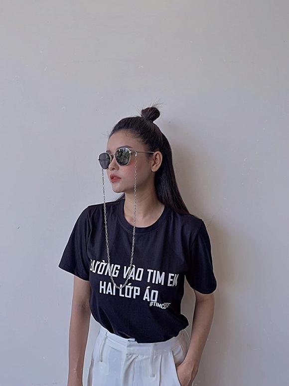 Hậu ly hôn, Trương Quỳnh Anh vẫn mặc áo ủng hộ Tim-2
