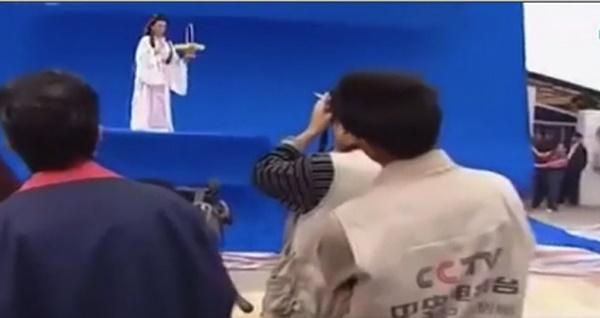 Loạt ảnh hậu trường quý hiếm của Tây Du Ký 1986 tiết lộ nhiều bí mật-7
