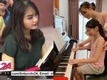 Cô giáo dạy piano bức xúc vì bị bình luận khiếm nhã trên mạng