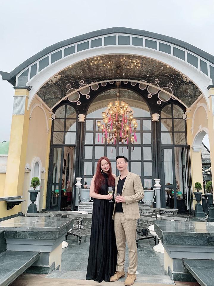 Mừng ra mặt khi ông xã quá hoàn hảo, Phan Như Thảo tự tin: Tôi giỏi nhất là chuyện chọn chồng-1