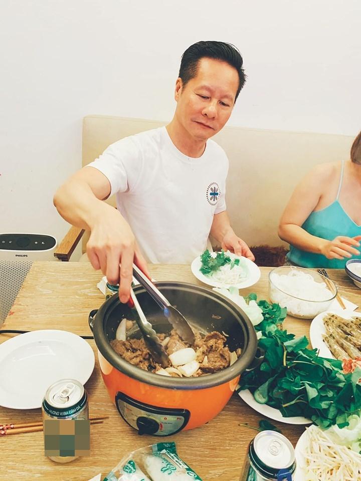 Mừng ra mặt khi ông xã quá hoàn hảo, Phan Như Thảo tự tin: Tôi giỏi nhất là chuyện chọn chồng-2