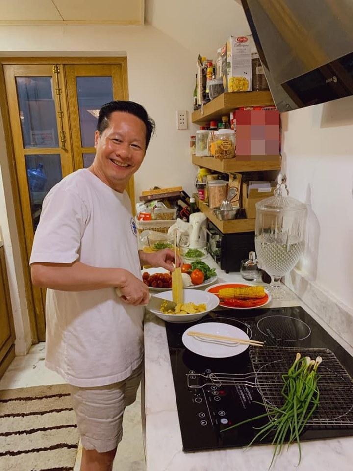 Mừng ra mặt khi ông xã quá hoàn hảo, Phan Như Thảo tự tin: Tôi giỏi nhất là chuyện chọn chồng-3