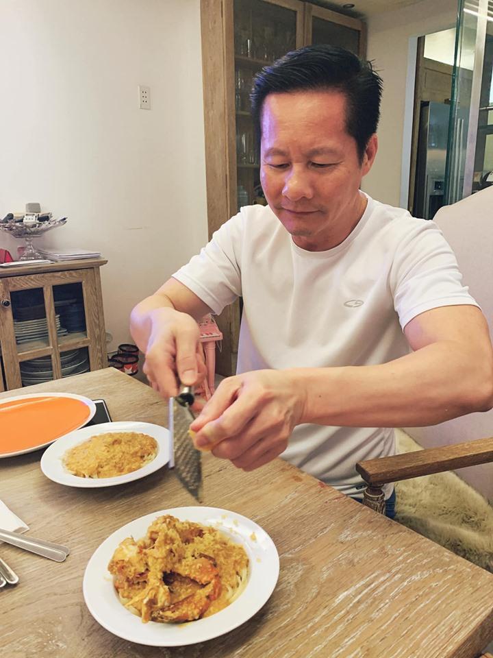 Mừng ra mặt khi ông xã quá hoàn hảo, Phan Như Thảo tự tin: Tôi giỏi nhất là chuyện chọn chồng-11