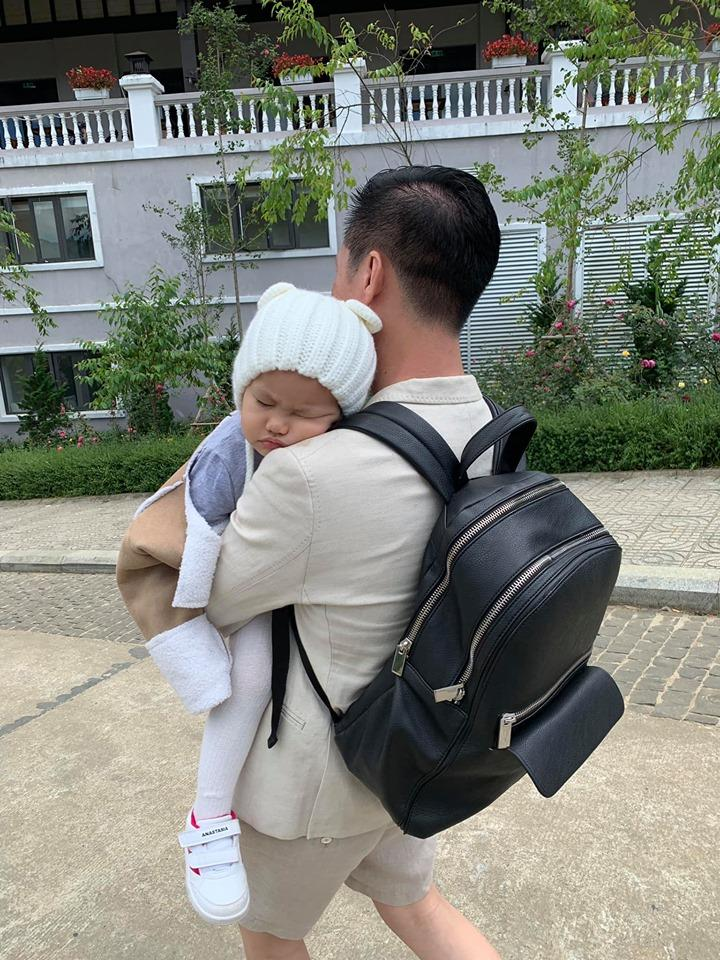 Mừng ra mặt khi ông xã quá hoàn hảo, Phan Như Thảo tự tin: Tôi giỏi nhất là chuyện chọn chồng-9