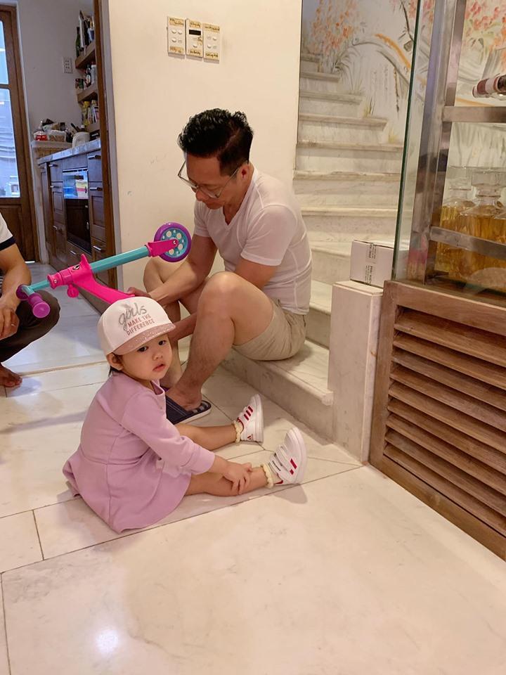 Mừng ra mặt khi ông xã quá hoàn hảo, Phan Như Thảo tự tin: Tôi giỏi nhất là chuyện chọn chồng-10