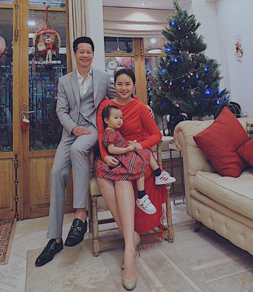 Mừng ra mặt khi ông xã quá hoàn hảo, Phan Như Thảo tự tin: Tôi giỏi nhất là chuyện chọn chồng-12