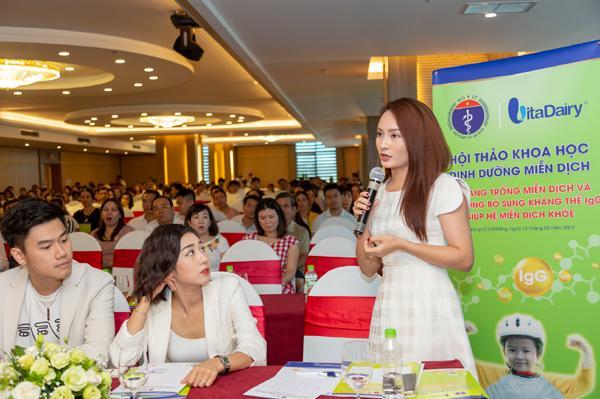 Cộng đồng mẹ bỉm sữa gật gù trước tiết lộ này của Bảo Thanh-4