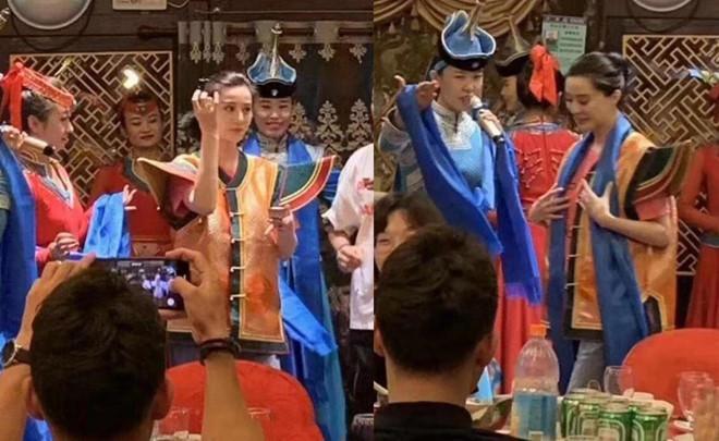 Phạm Băng Băng tham gia sự kiện bình dân ngày trở lại showbiz-1