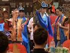 Phạm Băng Băng tham gia sự kiện bình dân ngày trở lại showbiz