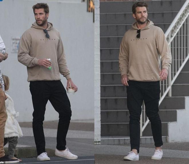 Liam Hemsworth lần đầu lộ diện sau khi chia tay Miley Cyrus-1