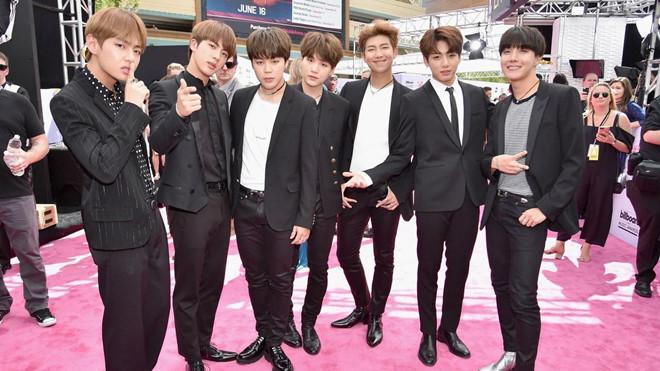 BTS, Black Pink, Red Velvet đại thắng Teen Choice Awads 2019-1