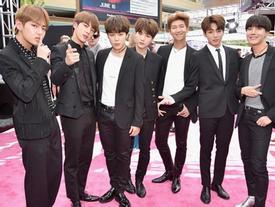 BTS, Black Pink, Red Velvet đại thắng Teen Choice Awads 2019
