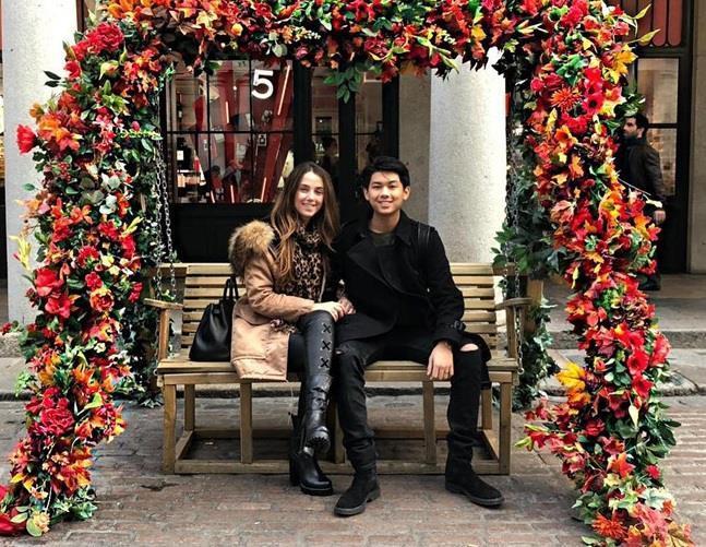 Thiếu gia Hiếu Nguyễn và bạn gái Tây xóa ảnh, unfollow nhau trên mạng-1