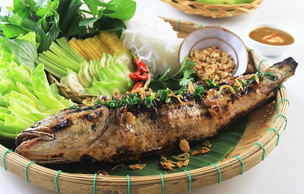 Chuột đồng nướng chao, cá lóc nướng trui ngon quên sầu ở miền Tây-1
