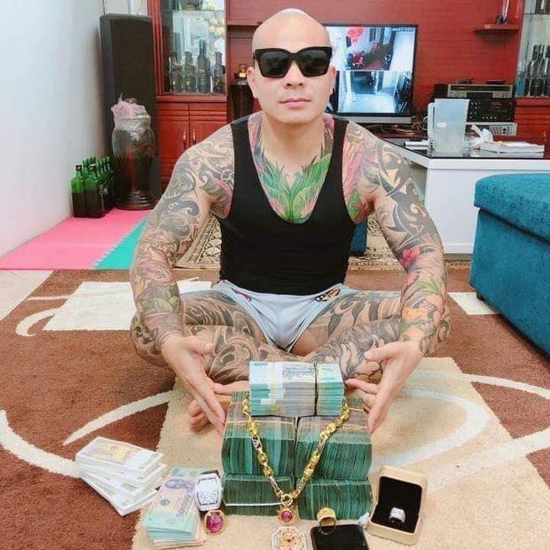 Quang Rambo - đàn anh Khá Bảnh bị công an bắt giữ-1