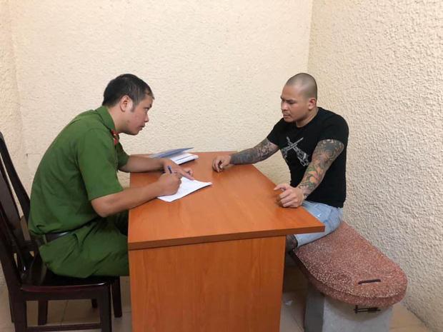 Quang Rambo - đàn anh Khá Bảnh bị công an bắt giữ-2