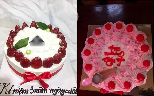 Chết lặng khi nhìn chiếc bánh sinh nhật đặt từ bạn thân để tặng chồng, cô nàng lên mạng xin ý kiến-2