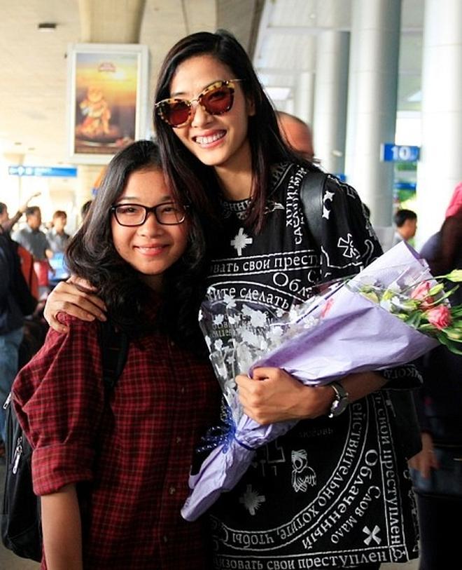 Em gái Hoàng Thùy bất ngờ đăng ký thi Hoa hậu Hoàn vũ nhưng không ngạc nhiên bằng nhan sắc dậy thì trên cả thành công-4