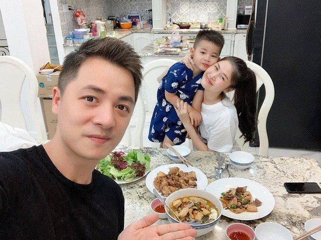Nhìn căn bếp nhà Đăng Khôi thì mới hiểu tại sao vợ anh lại mê mẩn nấu ăn đến thế-7