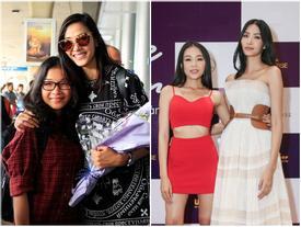 Em gái Hoàng Thùy bất ngờ đăng ký thi Hoa hậu Hoàn vũ nhưng không ngạc nhiên bằng nhan sắc 'dậy thì trên cả thành công'