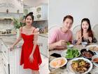 Nhìn căn bếp nhà Đăng Khôi thì mới hiểu tại sao vợ anh lại mê mẩn nấu ăn đến thế