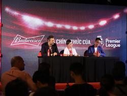 Budweiser - nhà tài trợ chính thức Bóng đá Ngoại hạng Anh và Laliga