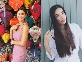 Bản tin Hoa hậu Hoàn vũ 13/8: Thật đáng tiếc khi Phạm Hương không còn ở Việt Nam để 'chặt' Pia