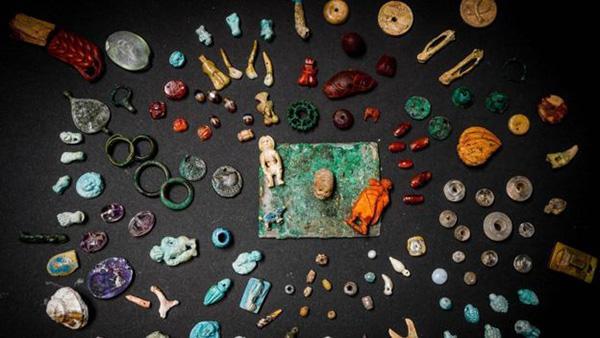 Tìm thấy kho đồ của phù thủy tại tàn tích thời La Mã-1