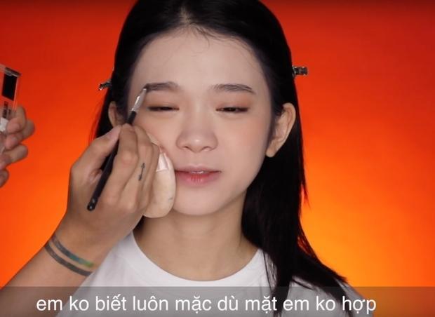 Linh Ka lần đầu tiết lộ lý do diện đồ hở hang, trang điểm già chát nhưng bất ngờ nhất là chuyện Nam tiến-5