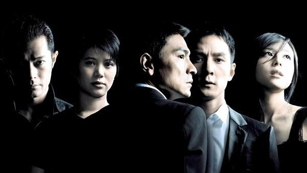 Những cuộc chạm trán của Lưu Đức Hoa và Cổ Thiên Lạc trên màn ảnh-4