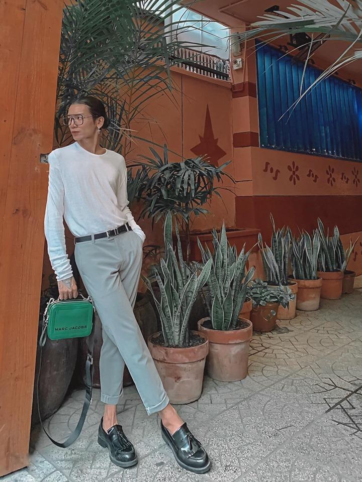 Khẩu nghiệp quen thói: Người thương tặng túi hiệu nhân dịp sinh nhật mà BB Trần vẫn không quên cà khịa-3