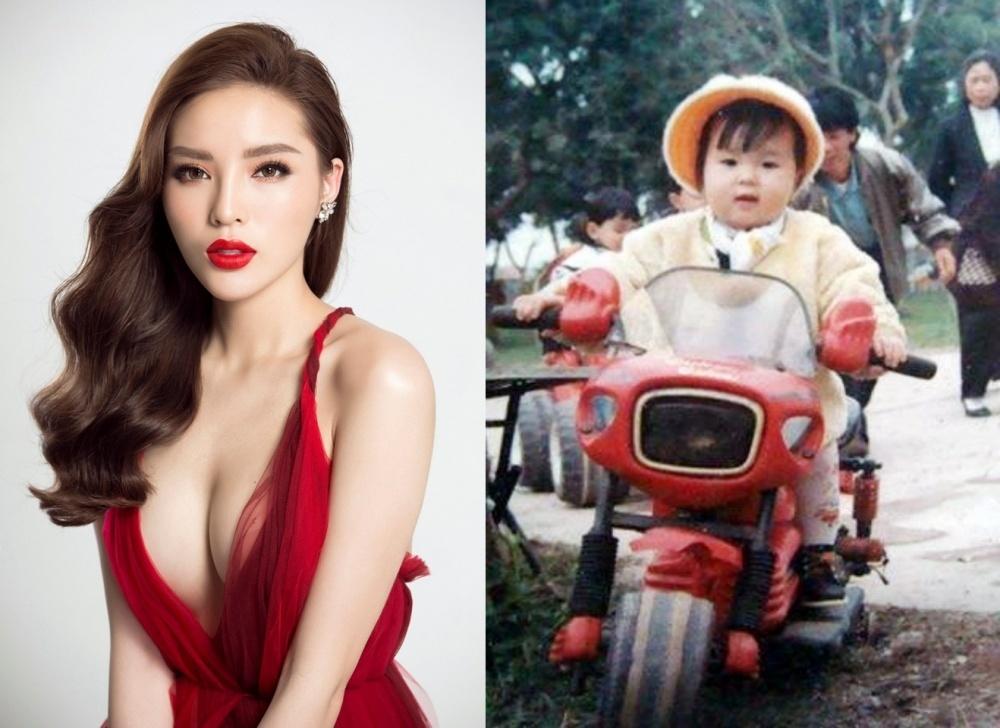 Vẻ đáng yêu thuở nhỏ của dàn Hoa hậu, Á hậu Việt Nam-4