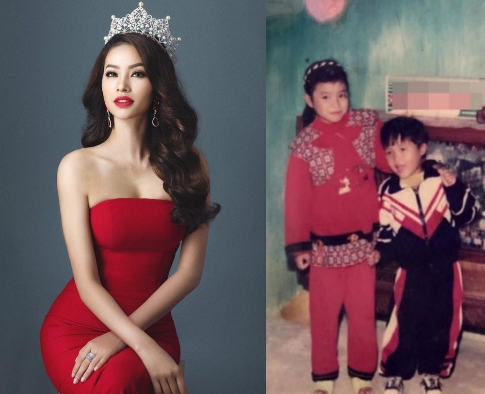 Vẻ đáng yêu thuở nhỏ của dàn Hoa hậu, Á hậu Việt Nam-6