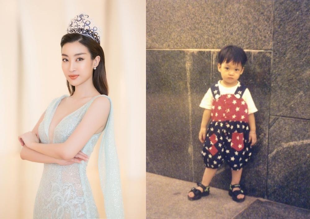 Vẻ đáng yêu thuở nhỏ của dàn Hoa hậu, Á hậu Việt Nam-7