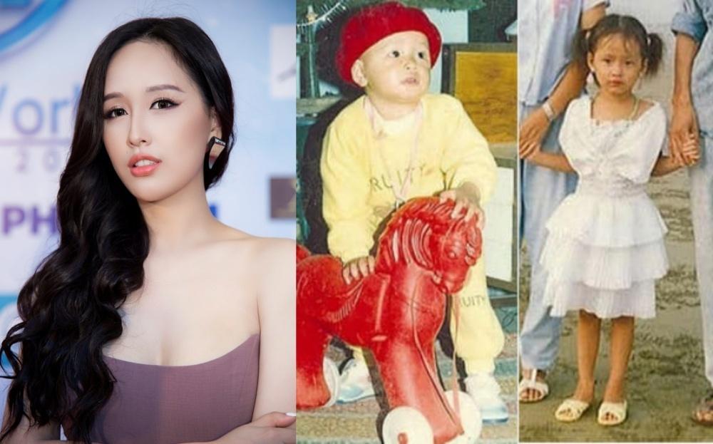 Vẻ đáng yêu thuở nhỏ của dàn Hoa hậu, Á hậu Việt Nam-8
