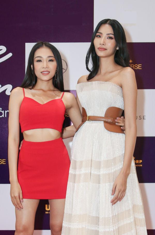 Em gái Hoàng Thùy được chị gái á hậu kèm cặp để thi Hoa hậu Hoàn vũ Việt Nam 2019 dù chiều cao khiêm tốn-5