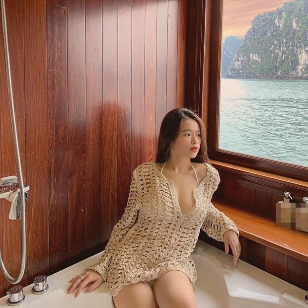 Du lịch 1 lần đăng hình cả năm chưa hết, Linh Ka được phong thánh sống ảo kiêm thánh tiết kiệm vì chỉ diện đúng 1 chiếc áo-5