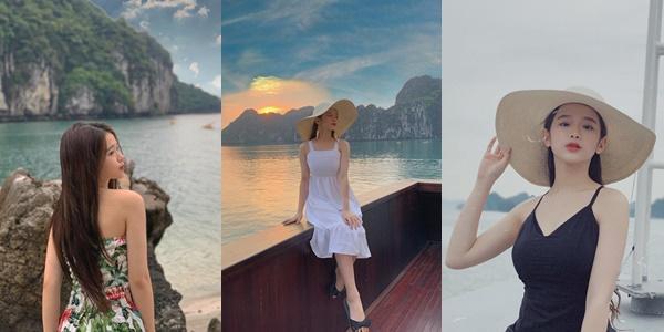 Du lịch 1 lần đăng hình cả năm chưa hết, Linh Ka được phong thánh sống ảo kiêm thánh tiết kiệm vì chỉ diện đúng 1 chiếc áo-7