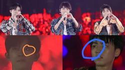 Nỗi ám ảnh anti fan, TFBOYS bị chiếu laze trong concert mừng 6 năm: Không phải lần đầu tiên!