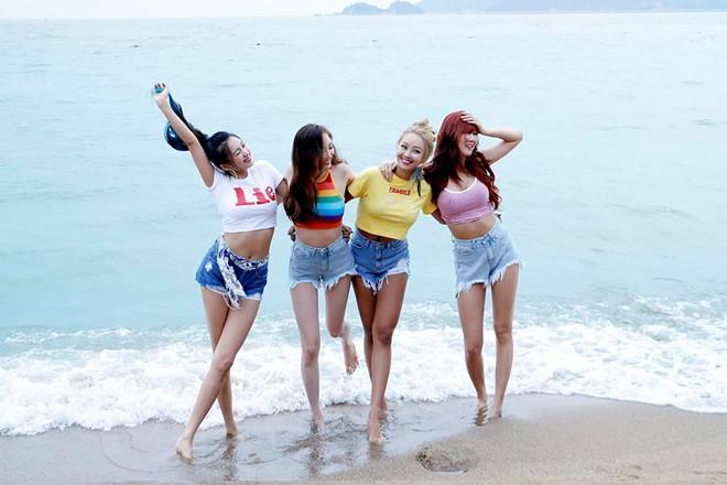 Bốn nhóm nhạc được mệnh danh là nữ hoàng mùa hè của Kpop-1