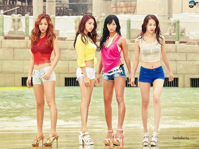 Bốn nhóm nhạc được mệnh danh là nữ hoàng mùa hè của Kpop-3