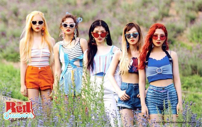 Bốn nhóm nhạc được mệnh danh là nữ hoàng mùa hè của Kpop-4