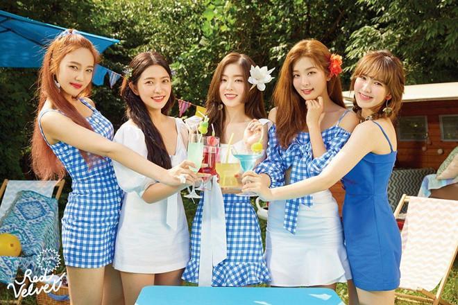 Bốn nhóm nhạc được mệnh danh là nữ hoàng mùa hè của Kpop-5