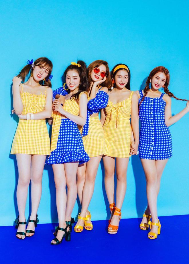 Bốn nhóm nhạc được mệnh danh là nữ hoàng mùa hè của Kpop-6