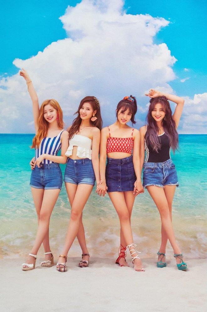 Bốn nhóm nhạc được mệnh danh là nữ hoàng mùa hè của Kpop-7