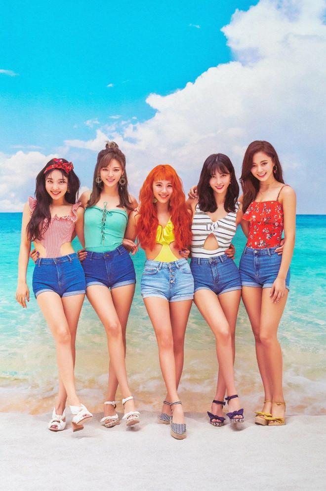 Bốn nhóm nhạc được mệnh danh là nữ hoàng mùa hè của Kpop-8